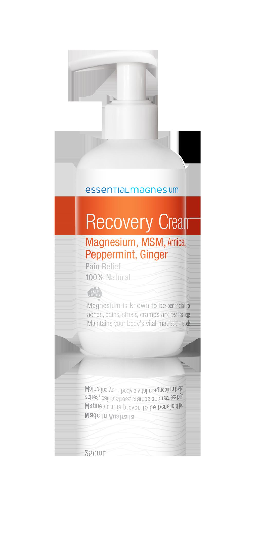 Essential Magnesium Recovery Cream